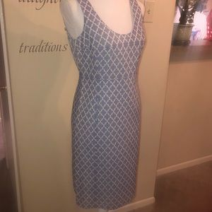 NWT Tory Burch mid style dress size 4